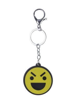 Брелок Happy Charms Family. Цвет: желтый, черный, серебристый