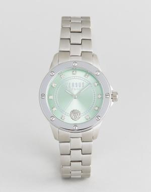 Versus Versace Серебристые наручные часы S2801 South Horizons. Цвет: серебряный