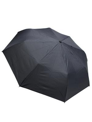 Зонт Edmins. Цвет: черный, серый