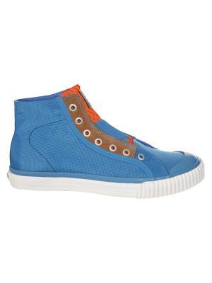 Кеды Icepeak. Цвет: синий