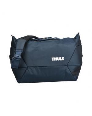 Дорожная сумка THULE®. Цвет: темно-синий