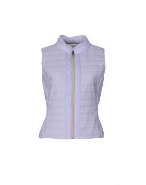 Куртка CONTE OF FLORENCE. Цвет: сиреневый