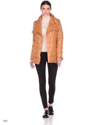 Куртка CATTAIL WILLOW. Цвет: персиковый