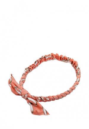Повязка Kameo-Bis. Цвет: коралловый