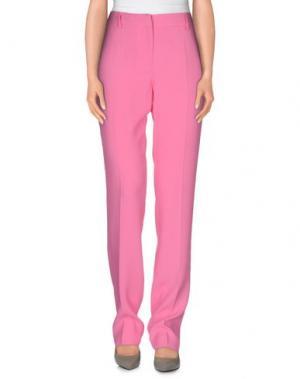 Повседневные брюки EMANUEL UNGARO. Цвет: светло-фиолетовый