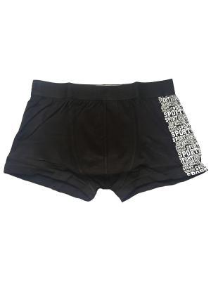 Мужские трусы Oztas underwear. Цвет: черный