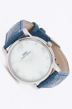 Часы IBSO. Цвет: серебро, голубой
