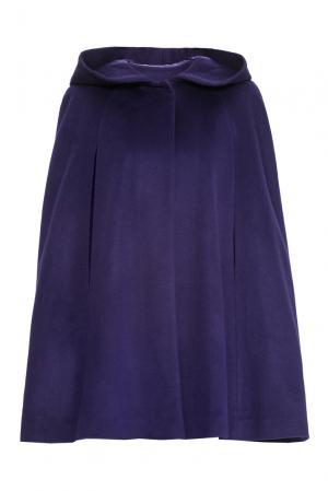 Кашемировый кейп 159397 Demurya Collection. Цвет: фиолетовый