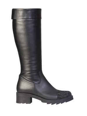 Сапоги Aquamarin. Цвет: черный