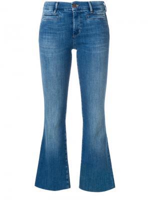 Джинсы Marrakesh от Marina Ontanaya Mih Jeans. Цвет: синий