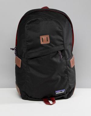 Patagonia Черный рюкзак объемом 20 л Ironwood. Цвет: черный