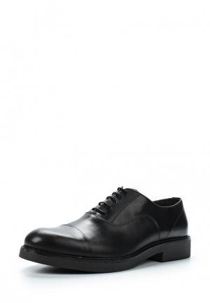 Туфли Liu Jo Uomo. Цвет: черный