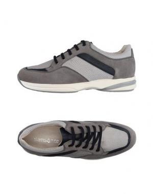 Низкие кеды и кроссовки SAMSONITE FOOTWEAR. Цвет: серый