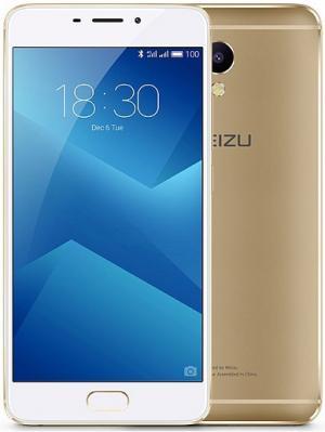 Смартфон Meizu M5 Note 32Gb (M621H-32-GOWH), золотистый. Цвет: золотистый