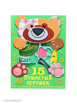 Набор для творчества малышей. Цвет: зеленый