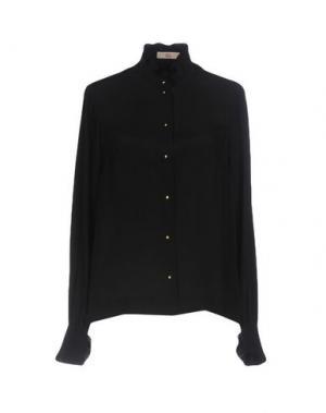 Pубашка ORLA KIELY. Цвет: черный
