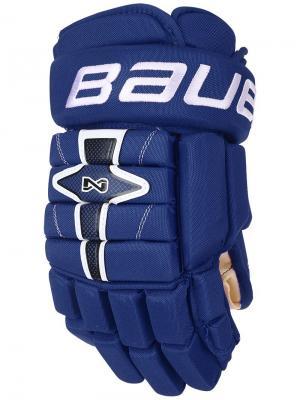 Перчатки BAUER NEXUS N7000 Взрослые. Цвет: синий