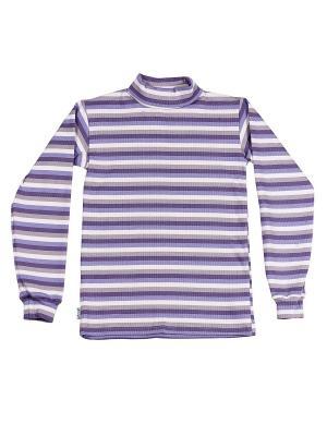 Водолазка МИКИТА. Цвет: сиреневый, фиолетовый, белый