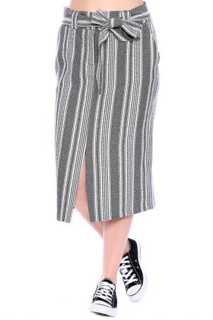 Юбка Emma Monti. Цвет: grey, white
