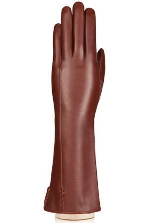 Перчатки Labbra. Цвет: коричневый