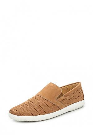 Туфли Provocante. Цвет: коричневый