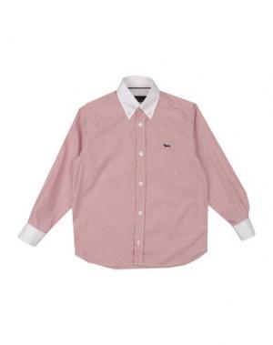 Pубашка HARMONT&BLAINE. Цвет: ржаво-коричневый