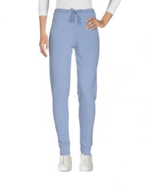 Повседневные брюки FRED PERRY. Цвет: грифельно-синий