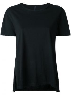 Базовая футболка Nobody Denim. Цвет: чёрный