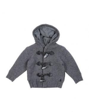 Куртка GRANT GARÇON BABY. Цвет: свинцово-серый