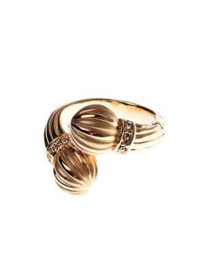 Кольцо Migura. Цвет: золотистый