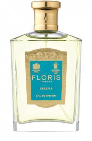 Парфюмерная вода Sirena Floris. Цвет: бесцветный