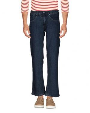 Джинсовые брюки C1RCA. Цвет: синий