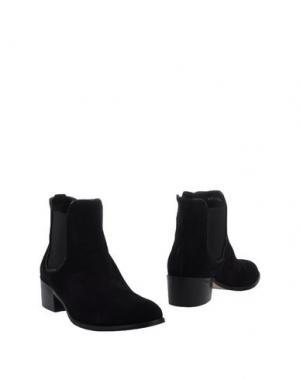 Полусапоги и высокие ботинки ARNALDO TOSCANI. Цвет: черный