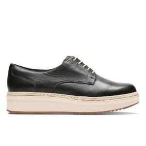 Ботинки-дерби из замши Teadale Rhe CLARKS. Цвет: бронзовый,синий морской,черный