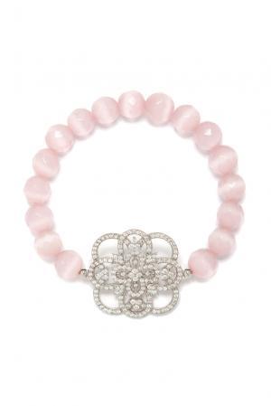Браслет 156703 Shams. Цвет: розовый