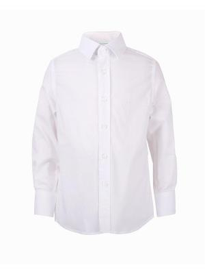 Рубашка Gulliver. Цвет: белый