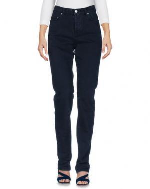 Джинсовые брюки BLK DNM. Цвет: темно-синий
