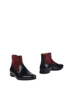 Полусапоги и высокие ботинки BELSIRE. Цвет: черный