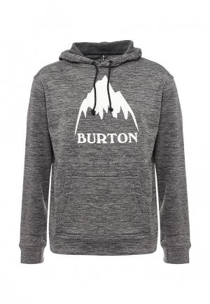 Худи Burton. Цвет: серый