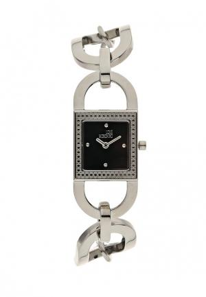 Часы Moschino. Цвет: серебряный