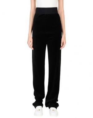 Повседневные брюки JUICY COUTURE. Цвет: черный