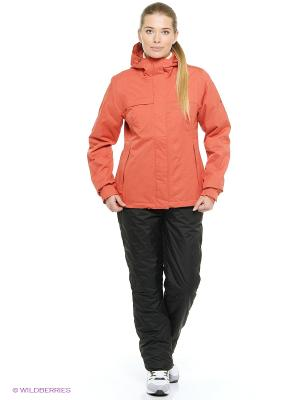 Куртка SOUTH BROOK TEXAPORE JKT W Jack Wolfskin. Цвет: розовый