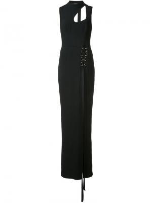 Вечернее платье Billie Rebecca Vallance. Цвет: none