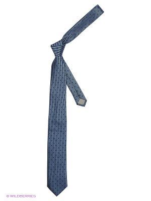 Галстук Alex DANDY. Цвет: голубой, светло-бежевый, светло-голубой