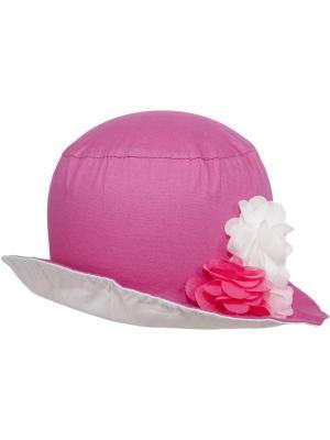 Панамы YO!. Цвет: розовый