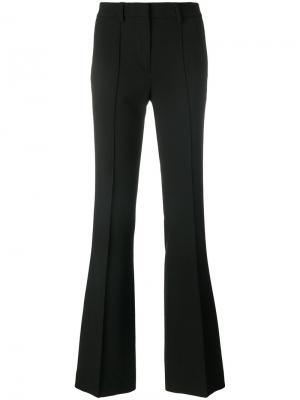 Расклешенные брюки с завышенной талией Etro. Цвет: чёрный