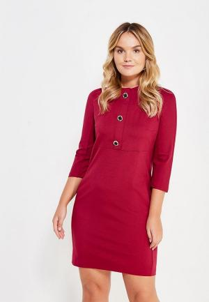 Платье Mankato. Цвет: бордовый