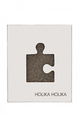 Тени Holika. Цвет: хаки
