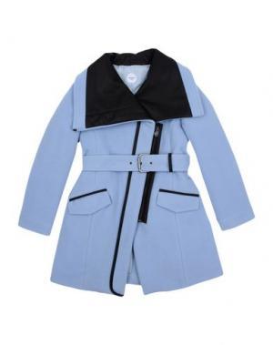 Куртка PARROT. Цвет: небесно-голубой