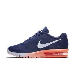 Женские беговые кроссовки  Air Max Sequent Nike. Цвет: пурпурный